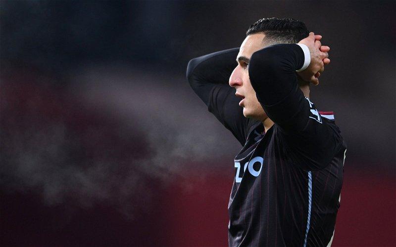 Image for Aston Villa: Gregg Evans suggests Anwar El Ghazi would have been sold in 'ideal world'