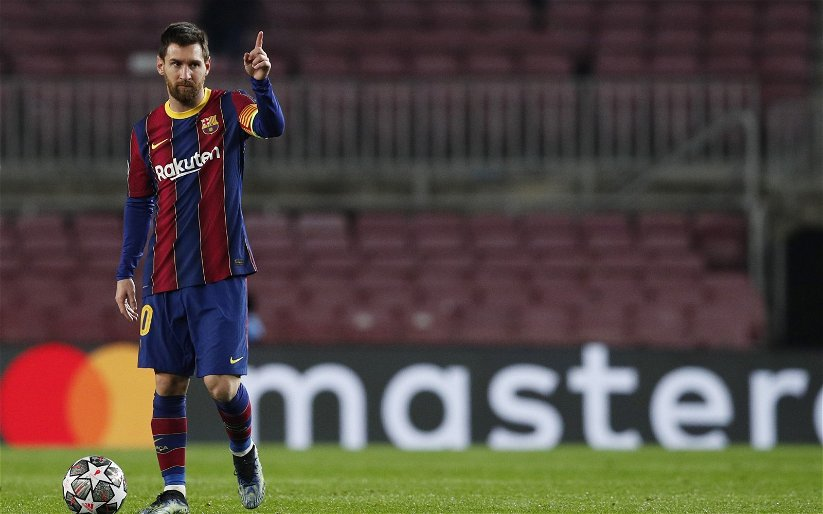 Image for Manchester City: Journalist shares hopes over Lionel Messi transfer deal