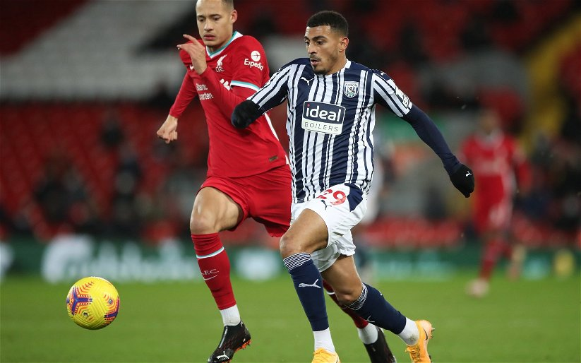 Image for West Bromwich Albion: Joe Masi drops claim on Karlan Grant