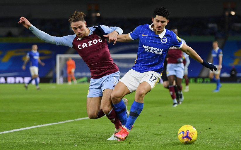 Image for Aston Villa journalist believes Matty Cash's favourite position is right wing-back