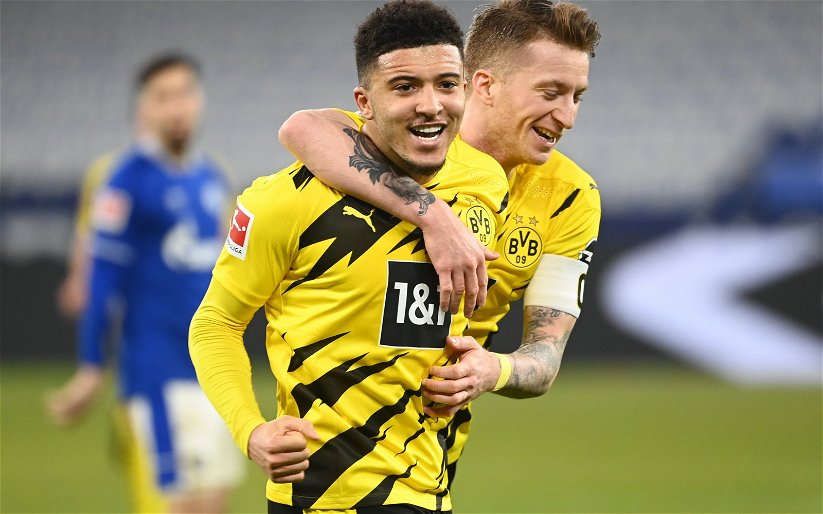 Image for Manchester City: Steve Bull Questions Sancho's Calibre