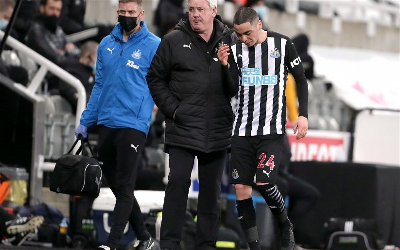 Image for Newcastle United: Fans react to Miguel Almiron comments