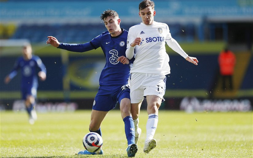Image for Leeds United: Fans react to clip of Diego Llorente training for Spain