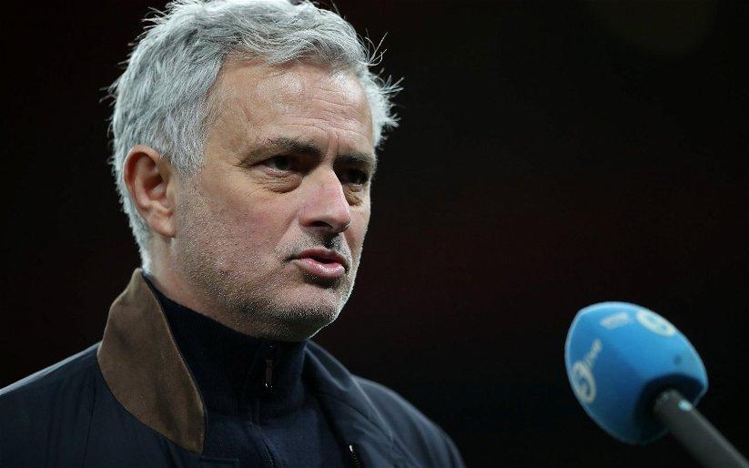 Image for Tottenham Hotspur: Fabrizio Romano discusses Jose Mourinho departure
