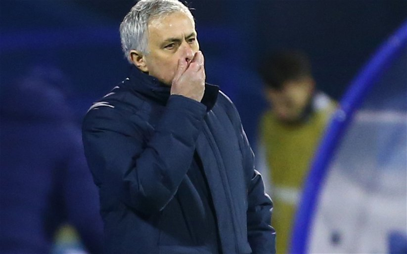 Image for Tottenham: Graham Roberts believes only cup glory will save Jose Mourinho