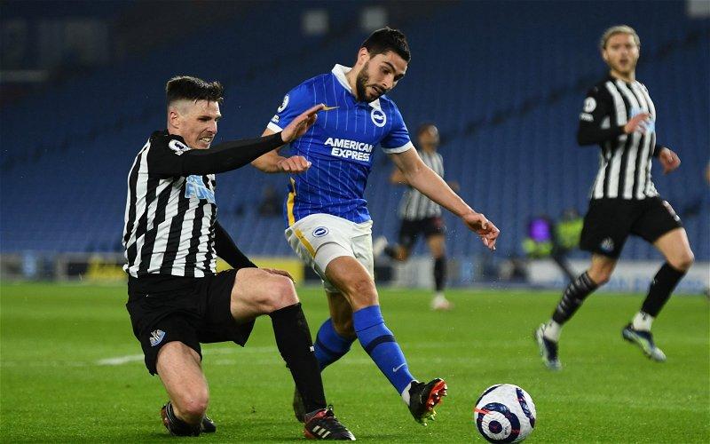 Image for Newcastle United: Fans slam Clark display