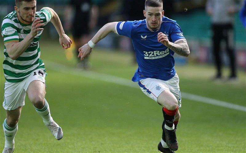 Image for Celtic: Fans destroy Jonjoe Kenny