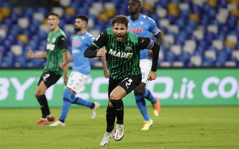 Image for Arsenal: Charles Watts provides worrying update on Manuel Locatelli chase