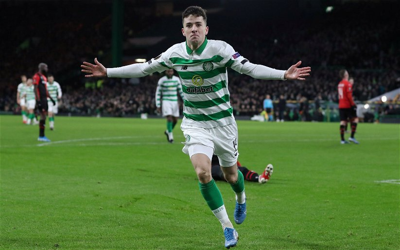 Image for Celtic: Fans left furious as Michael Johnston update emerges