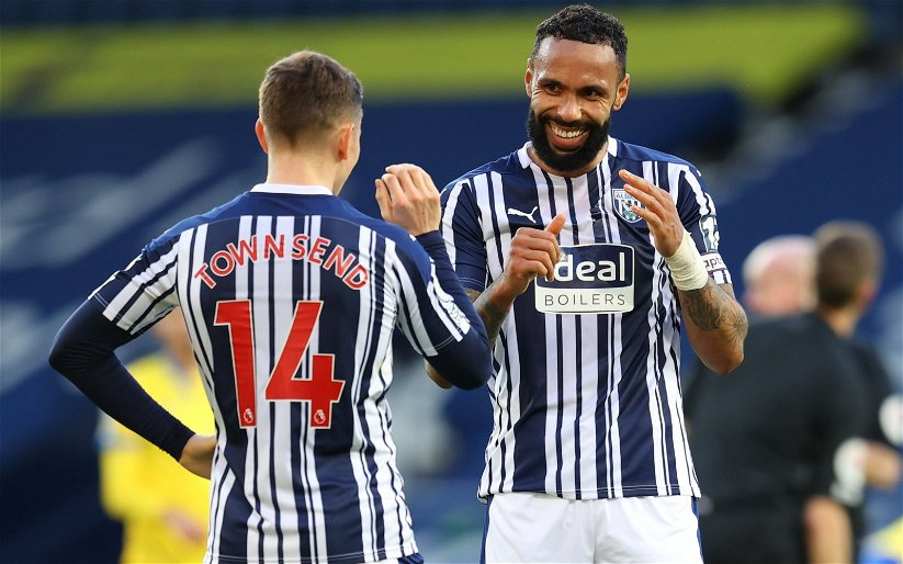 Image for West Bromwich Albion: Joe Masi discusses Kyle Bartley exit rumours