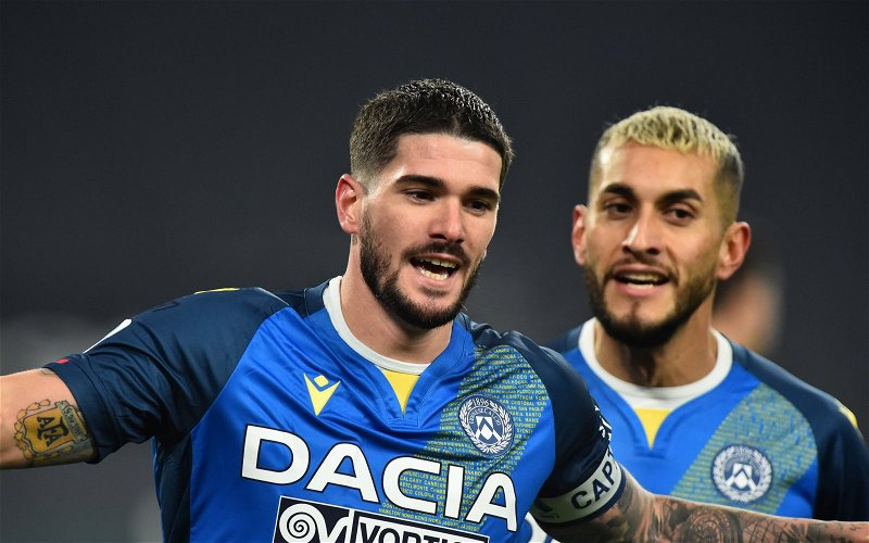 Image for Exclusive: Ex-Leeds star urges club to consider PL ace over De Paul