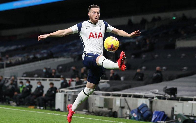Image for Tottenham Hotspur: Fans erupt over Matt Doherty's display