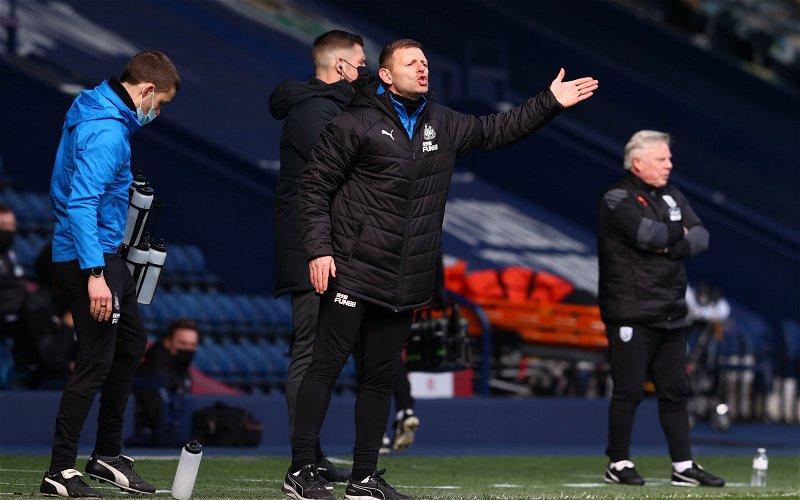 Image for Newcastle United: Journalist reveals Graeme Jones Carter-Vickers claim