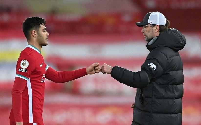 Image for Liverpool: Journalist slams Ozan Kabak after RB Leipzig performance