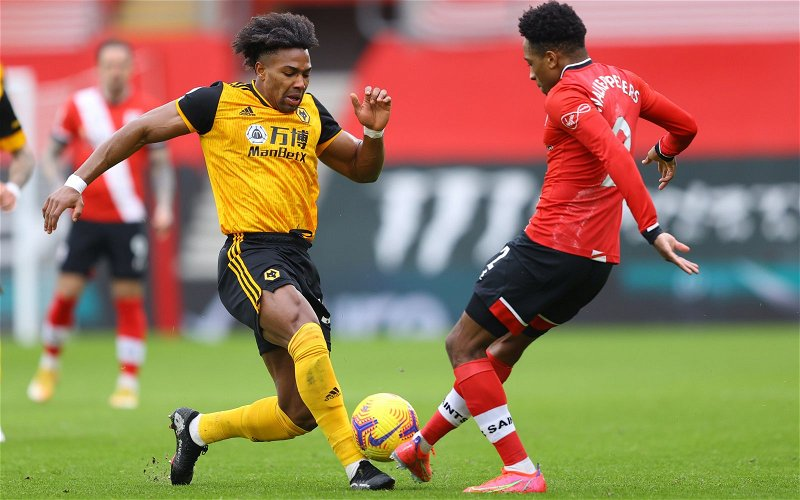 Image for Exclusive: Palmer believes Walker-Peters is happy playing left-back at Southampton
