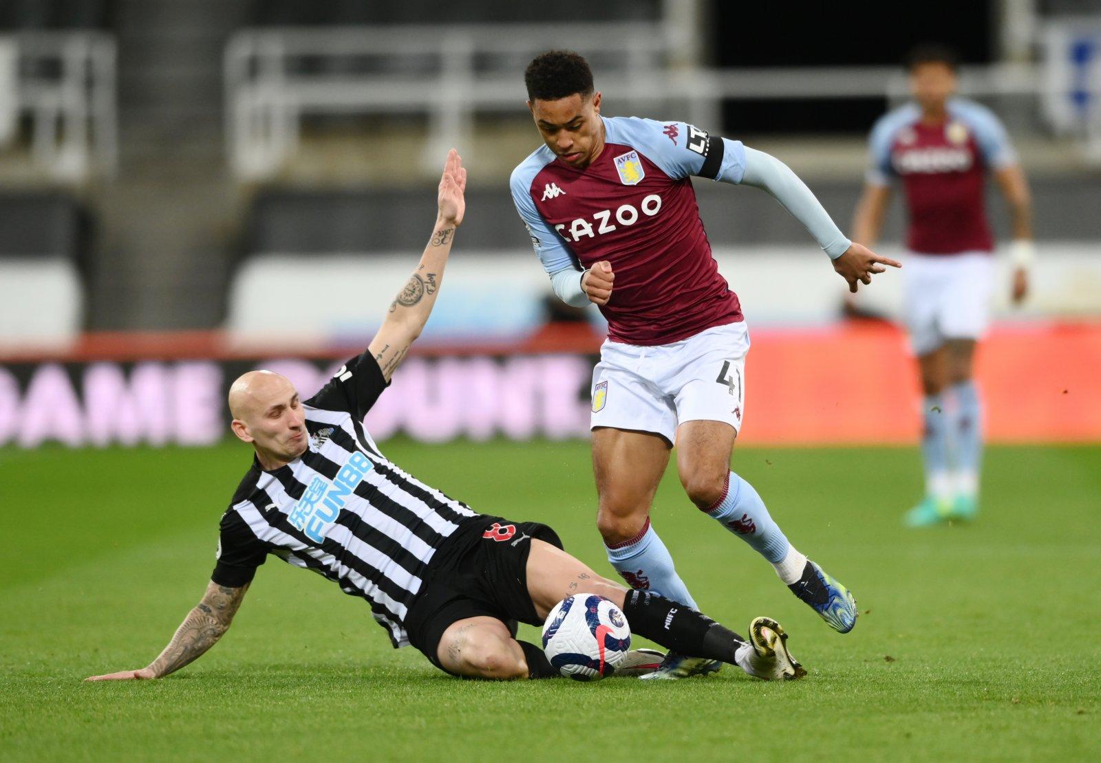 Image for Aston Villa: Ashley Preece praises Jacob Ramsey