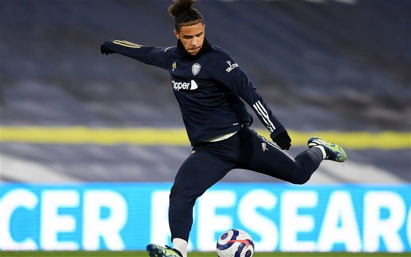 Image for Leeds United: Tyler Roberts' performance for Wales slammed by fans online