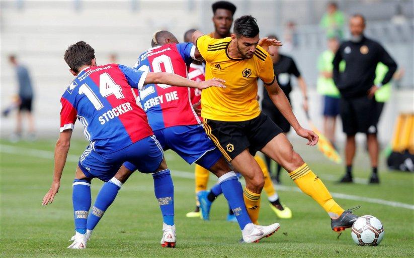 Image for Wolves: Steve Bull claims time is up for Rafa Mir