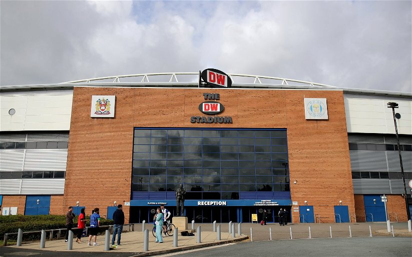 Image for Wigan Athletic: Dr Tom Markham discusses the new owners' plans