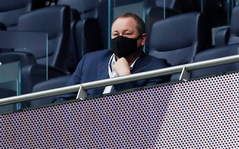 Image for Derby County: Many fans happy with latest Mike Ashley news