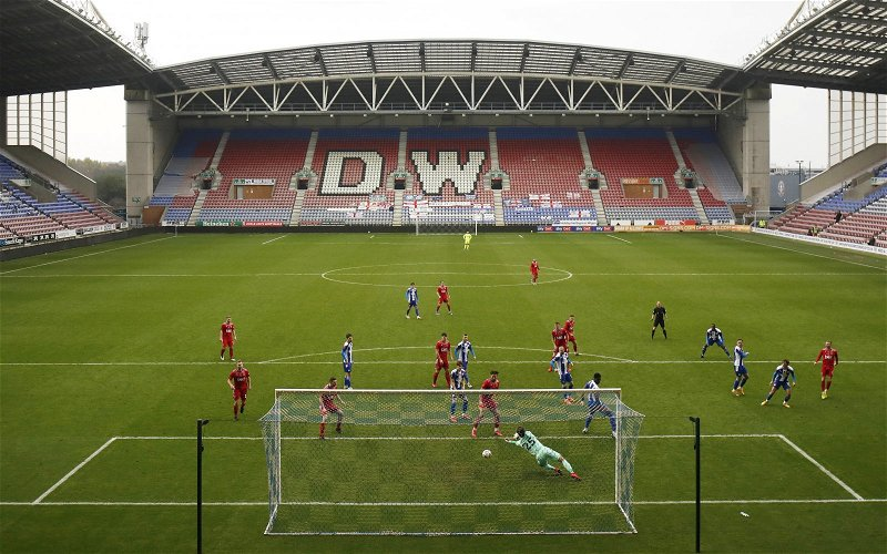 Image for Wigan Athletic: Kieran Maguire discusses the completed takeover