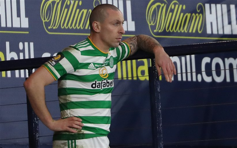 Image for Celtic: Fans react to club's latest Brown tweet