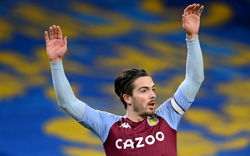 Image for Aston Villa: Lee Hendrie warns against Jack Grealish sale