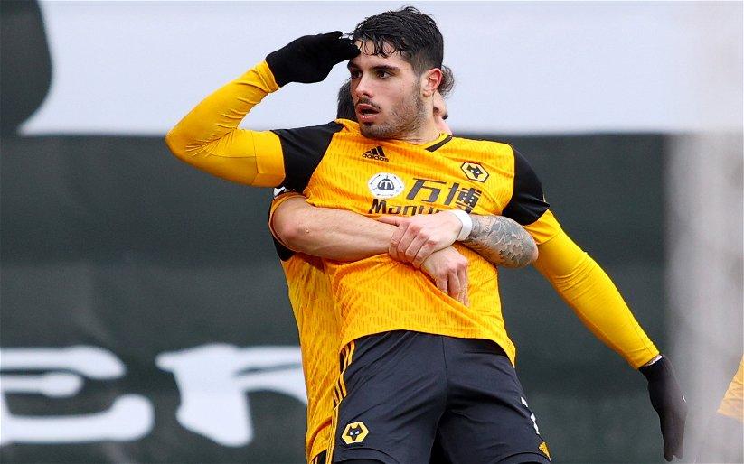 Image for Luke Hatfield says Pedro Neto's injury setback is major blow for Wolves