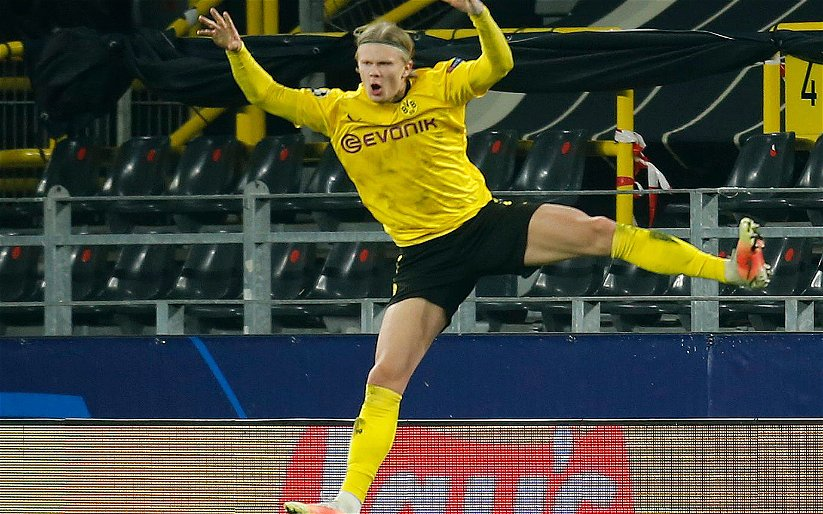 Image for Manchester City: Ian McGarry and Duncan Castles provide an update on the Erling Haaland links