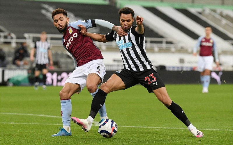 Image for Newcastle United: Fans fume over footage of Jacob Murphy miss