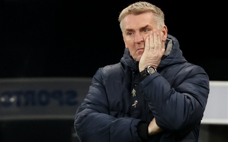 Image for Aston Villa: Gregg Evans claims the club may be finished in the transfer market