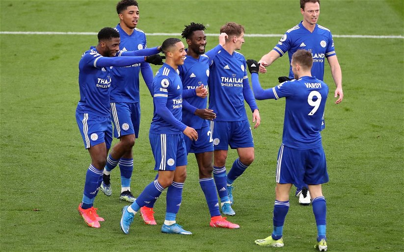 Image for Leicester City: Keith Gillespie backs Foxes to secure top four