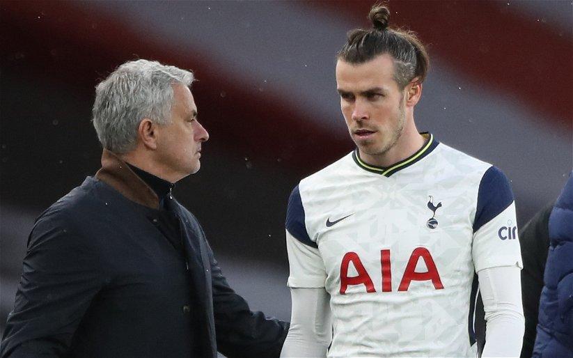 Image for Sky Sports journalist drops brutal verdict on Bale's Spurs spell