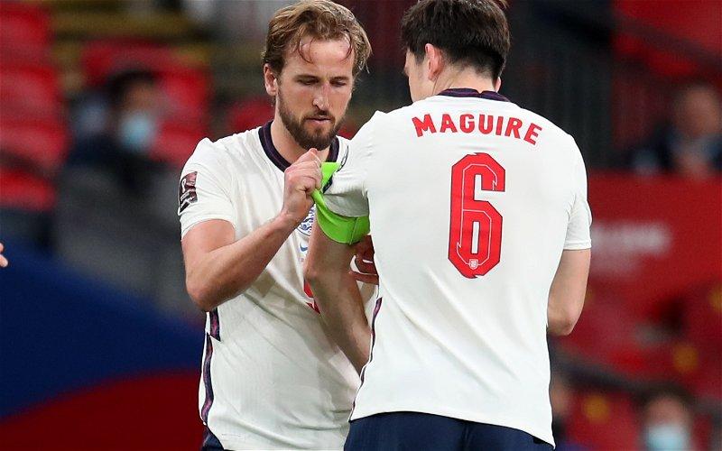 Image for Tottenham Hotspur: International fans rip into Harry Kane's England display