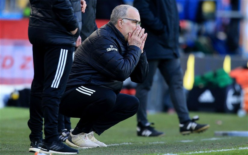 Image for Leeds United: Pundit says fans will be 'praying' Marcelo Bielsa stays