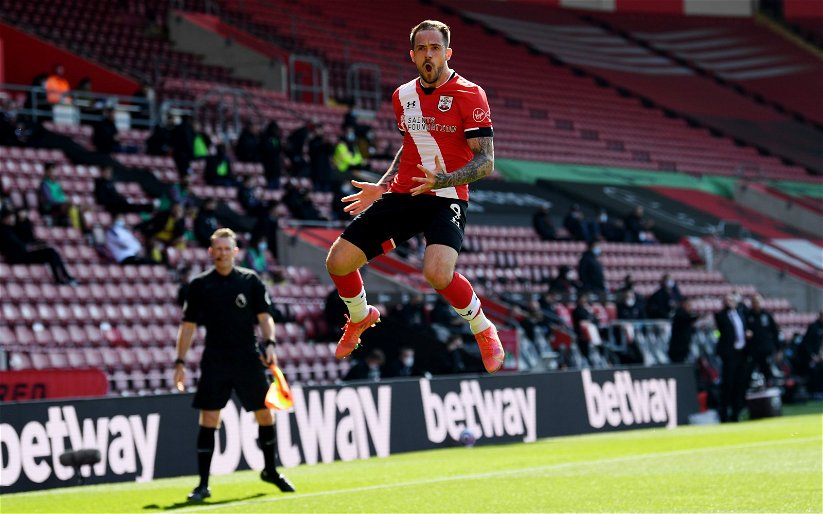 Image for Southampton: Alan Shearer discusses Danny Ings and his future