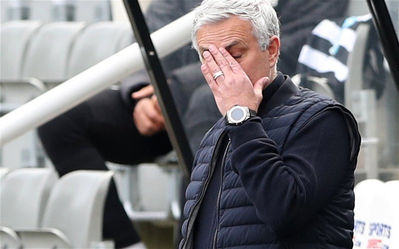 Image for Exclusive: Spurs legend drops brutal verdict on Mourinho