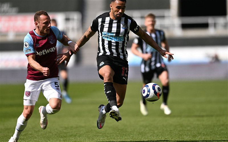 Image for Newcastle United: Chris Waugh discusses Wilson's injury