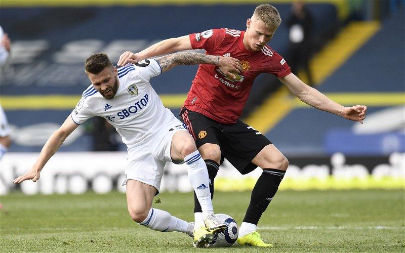 Image for Exclusive: Lawrie Sanchez urges Stuart Dallas to stay at Leeds this summer