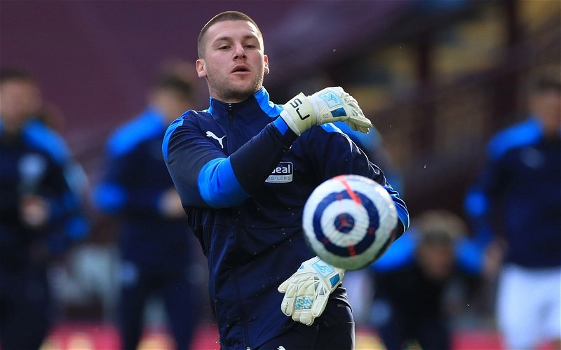 Image for West Bromwich Albion: Fans react as Sam Johnstone keeps England clean sheet