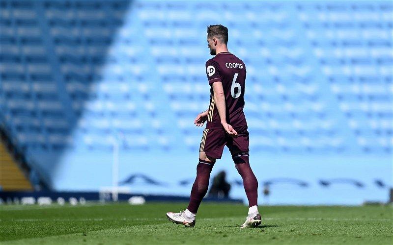 Image for Leeds United: Presenter drops interesting Cooper claim