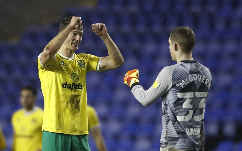 Image for Norwich City: Steve Sanders stresses need for central defender after Christoph Zimmermann news