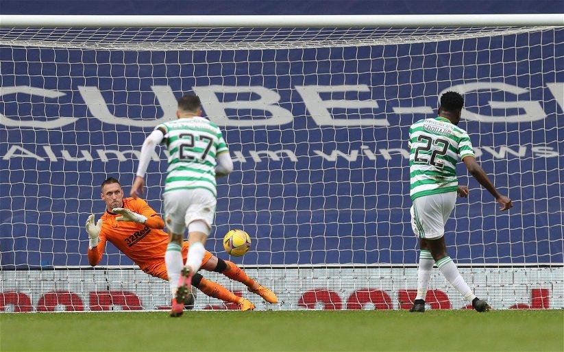 Image for Celtic: Fans criticise Odsonne Edouard