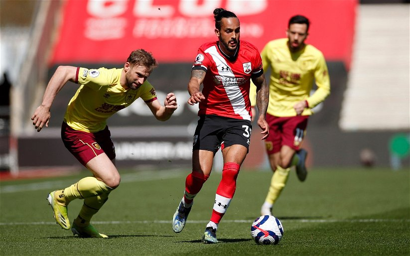 Image for Southampton: Alex Crook furious with decision to leave out Theo Walcott