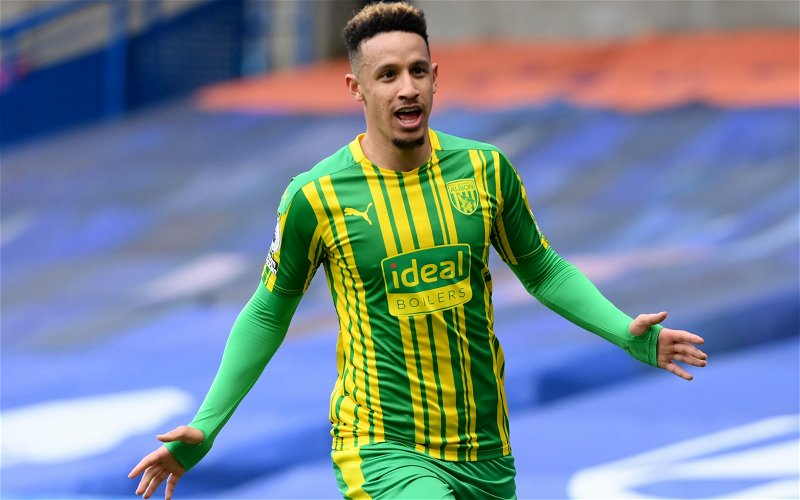 Image for West Bromwich Albion: Journalist discusses Callum Robinson