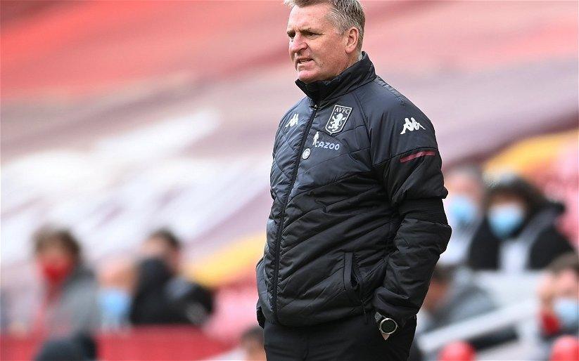 Image for Aston Villa: Dan Bardell rubbishes claims of Dean Smith job pressure