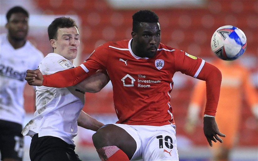 Image for Everton: Dean Windass Praises Potential Calvert-Lewin Replacement
