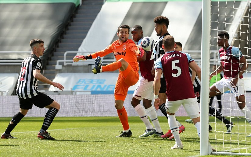 Image for West Ham United: Club insider drops verdict on Lukasz Fabianski