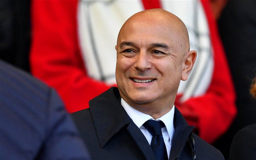 Image for Tottenham Hotspur: Fans furious as latest THST news emerges