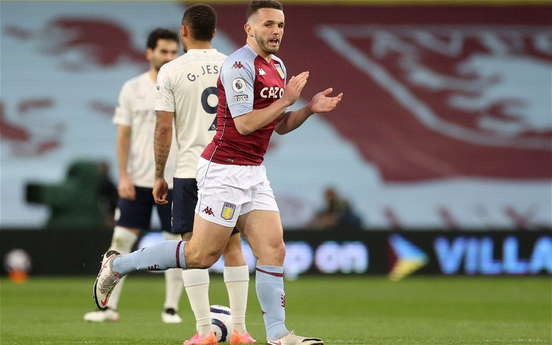 Image for Aston Villa journalist feels John McGinn offers something different to everyone else